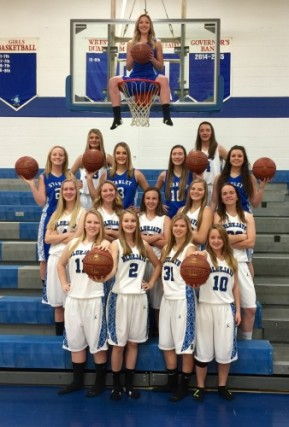 Stanley Girls Team Picture