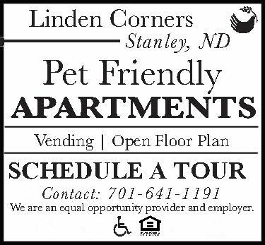 Linden Corners Ad
