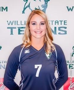 Savanah Meyer (Photo Courtesy of Williston State College)