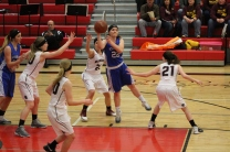 Stanley vs. Divide County (Photo by Ian Grande)