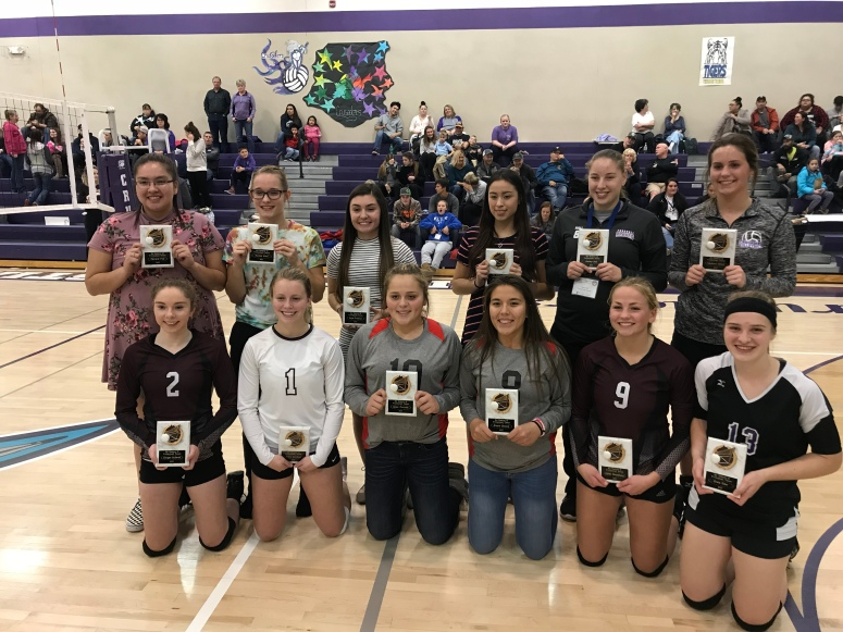 District 15 All-District Team
