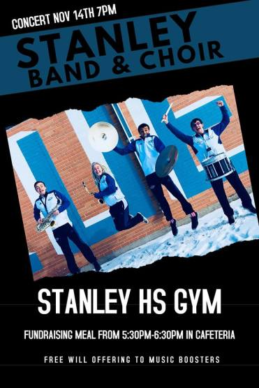 Stanley Blue Jay Band 2017