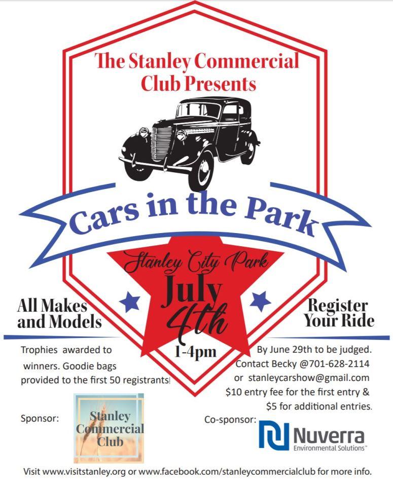 Stanley Car Show